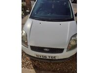 Ford, FIESTA, Car Van, 2007, Manual, 1399 (cc)