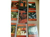 Rock and Blues cds and dvds