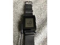 Pebble watch classic
