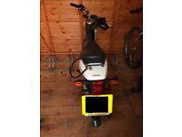 2014 Yamaha EC-03 Electric scooter