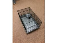 Great hamster cage! With house
