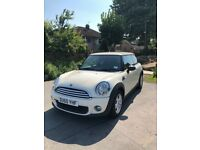 BARGAIN!! Mini One. White. 2010. 1.6l. Petrol. Manual.