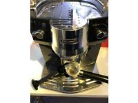 DeLonghi Coffee EC820 machine