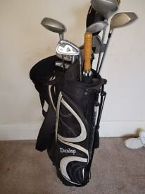Golf clubs & bag. ALL GREAT CONDITION
