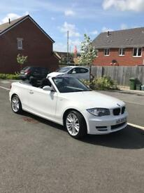 Bmw series 1 convertible 09 plate