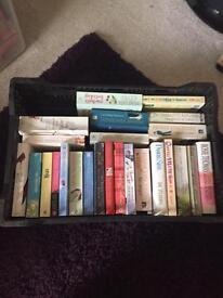 Joblot of 25 books