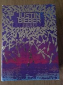 "Justin Bieber ""The Key "" 30ml Eau de Parfum and 100ml Body Lotion Brand New Sealed"