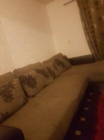 Selling corner sofa in a reasonable condition
