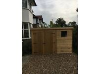 ready built shed for sale - just 6 months old!