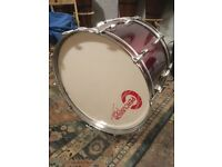 Large marching style drum, as good as new.