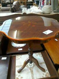 Occasional table #33133 £25