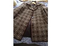 Welsh wool single breasted vintage ladies jacket. Immaculate.