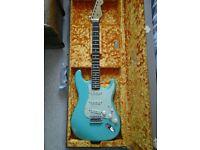 2017 Fender Custom Shop 60 Stratocaster Relic Seafoam Green