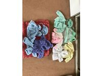 Baby doll clothes - set 1