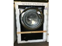 Hoover Dynamic Next Classic WDXCC4851B 8kg Wash, 5kg Dry, 1400 Spin Washer Dryer - Black
