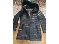 Ladies superdry coat Large