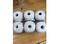 Twilleys 8 ply cotton yarn