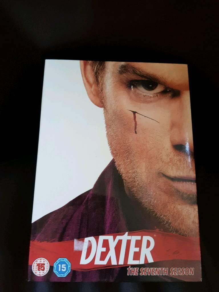 Dexter season 1-7