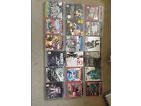 PS3 games. 18 all together. £50 Ono