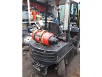 Used forklift truck for sale 2.5 tonne