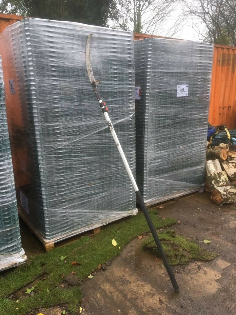 Silky Hayauchi 2 extension Pole Saw 4.9m