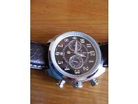 BULOVA chronograph mans watch