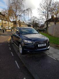 Clean Q7 Audi for sale