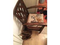 Beautiful vintage chair