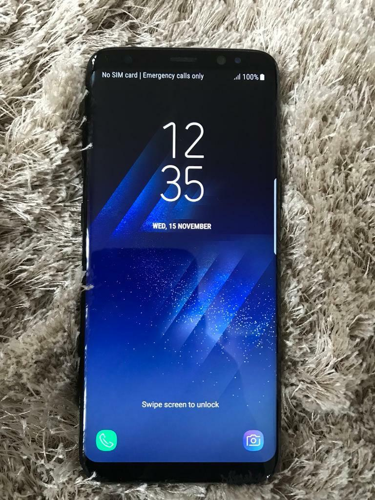 Samsung galaxy s8 Unlocked!!!