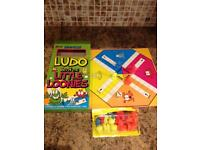 LUDO AND SNAKE AND LADDERS