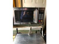 Commercial Kitchen - Microwave x 2, Contact Grill