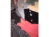 Bundles of fashionable clothes wanted!