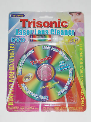 LASER LENS CLEANER CLEANING CD DVD BLURAY XBOX 360 PS2 PS3 PS4 WET DRY ()