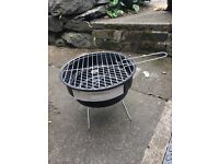 New unused folding barbecue and cooler bag