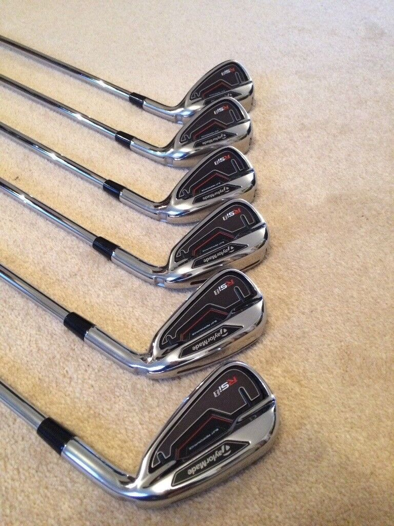 Taylormade RSI 1 Irons Set 5 - PW with Dynamic Gold R300 Shafts