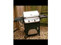 2 Burner Gas BBQ - FREE to collector