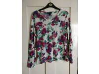 Forever 21 Flower Jumper