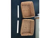 Bread Display Baskets