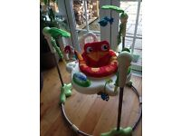 Jumperoo bouncer