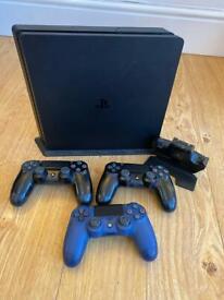 PS4 Slim 500GB Console Bundle
