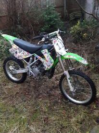 Kawasaki Kx85 kx 85 Not Cr85 yz rm crf yzf ktm dirt bike
