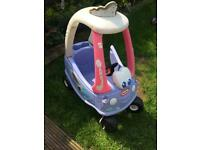 Princess little tikes car