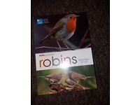RSPB Robins and Puffins 2 pack books