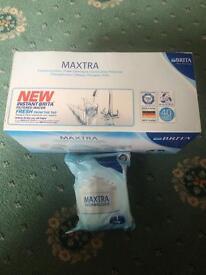 8 britta water filers brand new cartridges