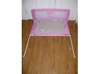 Tomy universal safety bed rail/guard for cot/ toddler or single bed. Very good clean condition.