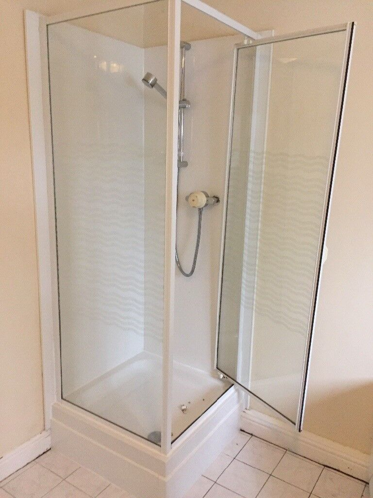 Shower Enclosure With Mira Shower In Knaresborough North