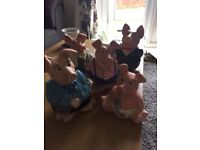 NatWest pig collectibles