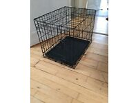 2 dog crates for sale (small)