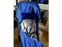 Accent push chair - mamas & papas