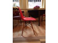 EAMES CHAIR - Modern, comfortable kitchen chairs